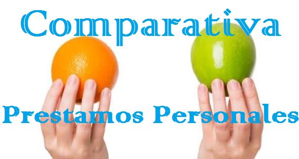 comparativa prestamos personales