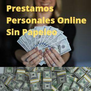 prestamos personales online sin papeleo