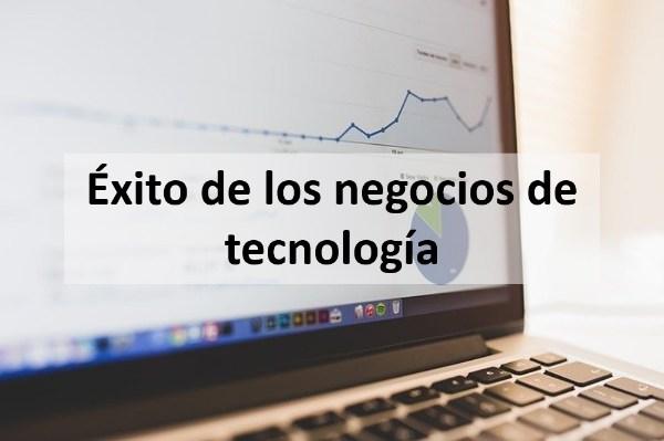 Negocios de tecnología